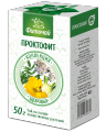 Phytotea of Proktofit, scattering of 50 g