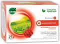 Фиточай Антиоксидантный №25 для выведения токсинов