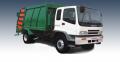 ISUZU FVR garbage truck