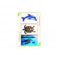 Панно из майолики Морские жители