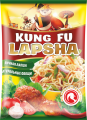 """Kung Fu Lapsha"""" with chicken flavor for expor"""