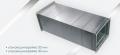 Воздуховод прямоугольного сечения, тип соединения шинорейка