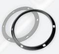 Фланцевое соединение для круглых воздуховодов