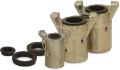 BAYONETNYE'S COUPLINGS for sanding devices