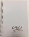 Офисная тетрадь 100 л бумага офсетная
