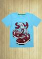 Детская футболка Модель: B-07