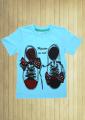 Детская футболка Модель: B-12