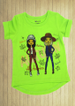 Детская футболка Модель: M-01