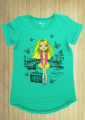 Детская футболка Модель: M-02