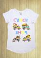 Детская футболка Модель: M-05