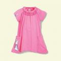 Платье для девочки розовое