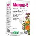 Препарат «Милона-5» при мастопатии в таблетках от компании «Эвалар»