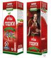 Сироп Ягоды годжи Натюрлих-Фреш торговой марки Dr.Shuster Balsam (Godji sirop)