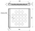 Прокладка резиновая ЦП-318 Прокладка резиновая ЦП-143