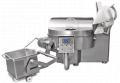 PSS K 200 VF High-speed vacuum kutter
