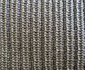 The cloth is knitted ploskovyazany