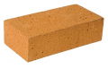 The brick is fire-resistant shamotny