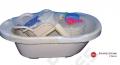 Ванночки для детей из пластика