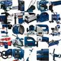 Equipment for construction finishing works