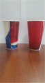 Glass for cold and hot drinks of 450 ml