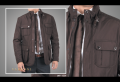 Мужская куртка q85-1214