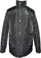 Куртка черная мужская