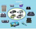 Детали интеръера автомобилей GM Uzbekistan