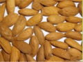 Almonds the cleared fried. The GRADE - 33/39.