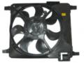 Вентилятор охлаждения двигателя на Spark (M300)
