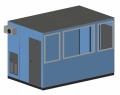 Модуль кабинка оператора