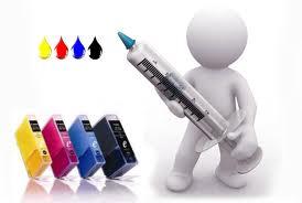 Заказать Заправка картриджей для струйных принтеров