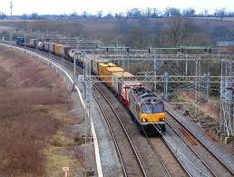 Заказать Грузоперевозки железнодорожные