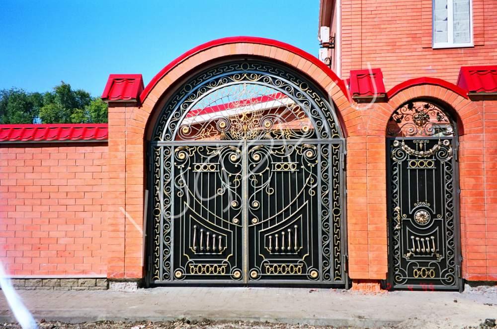 ворота для частного дома фото в узбекистане правило