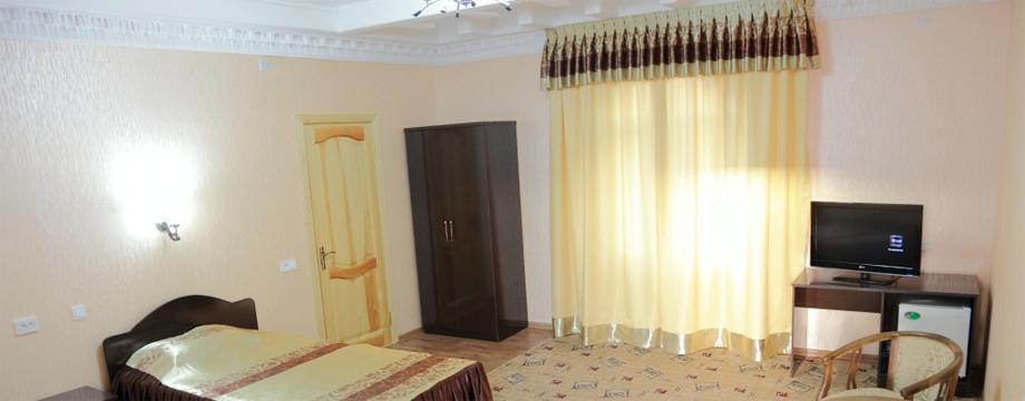 Order Siyavush hotel