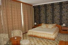 Order Number in Khorezm Palace hotel