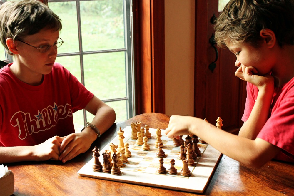 с чего начать обучение шахматам