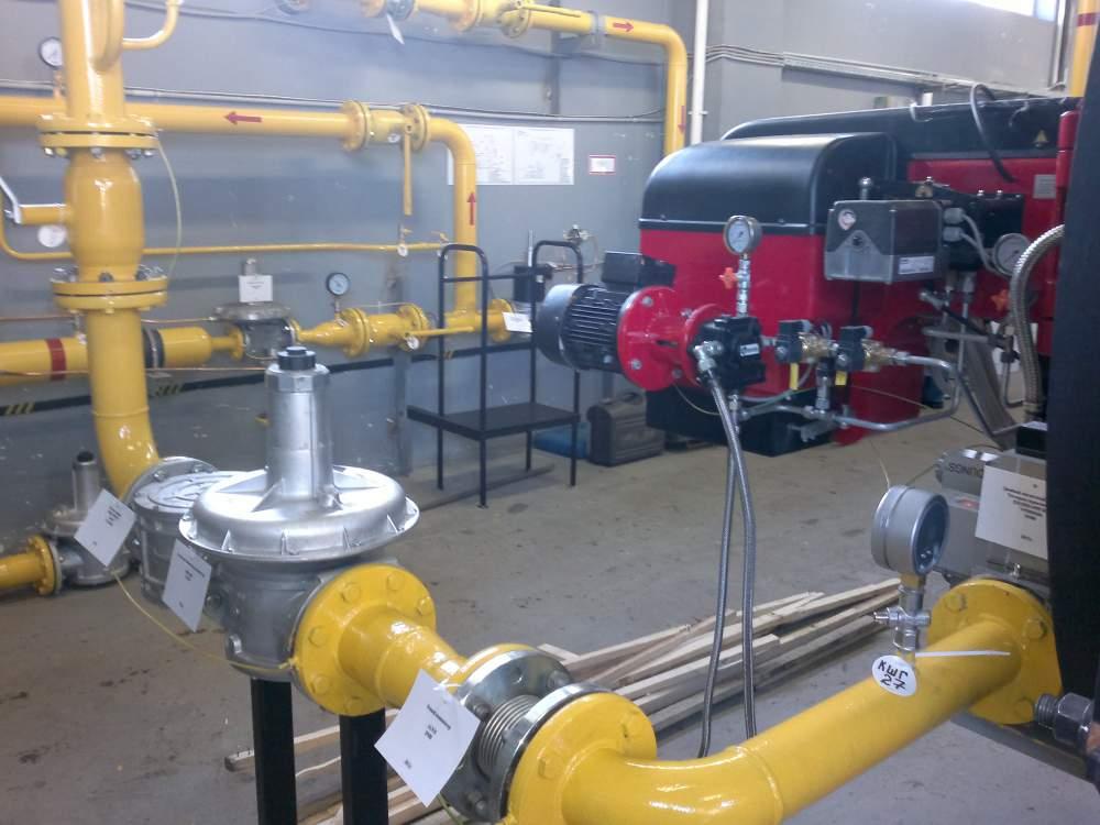 Заказать Обслуживание газового оборудования