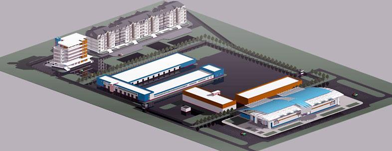 Проектирование объектов архитектуры
