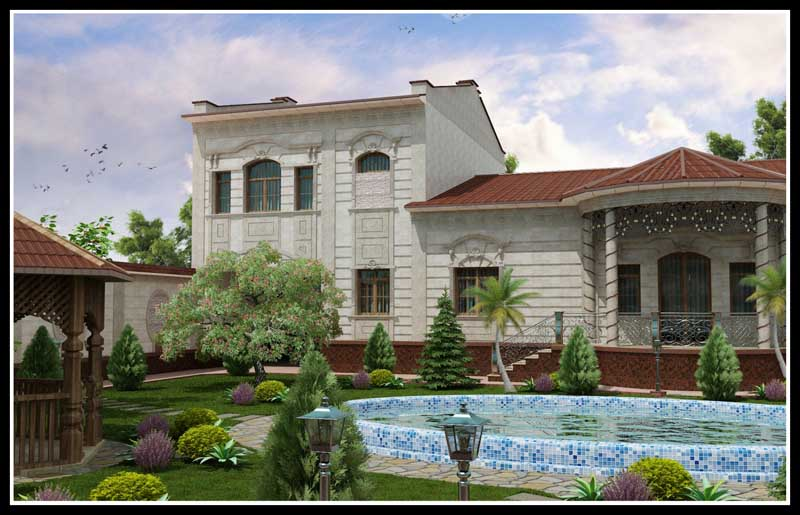 Order Design construction and architectural houses and cottages