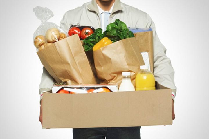 Заказать Оптовая и в розничная торговля продовольственными товарами.