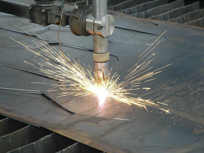 Изготовление деталей на плазменной резке