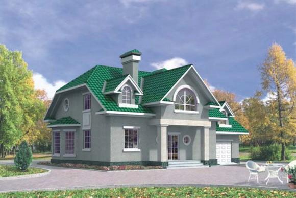 Услуги по проектированию домов.