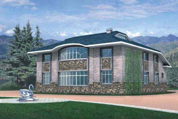 Услуги по проектирование жилых зданий и сооружений