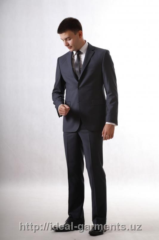 Пошив мужского костюма на заказ