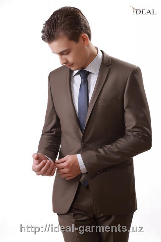 Мужская классическая одежда