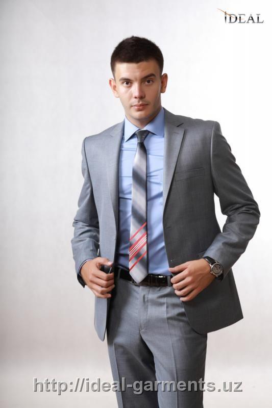 Заказать Пошив мужского классического костюма