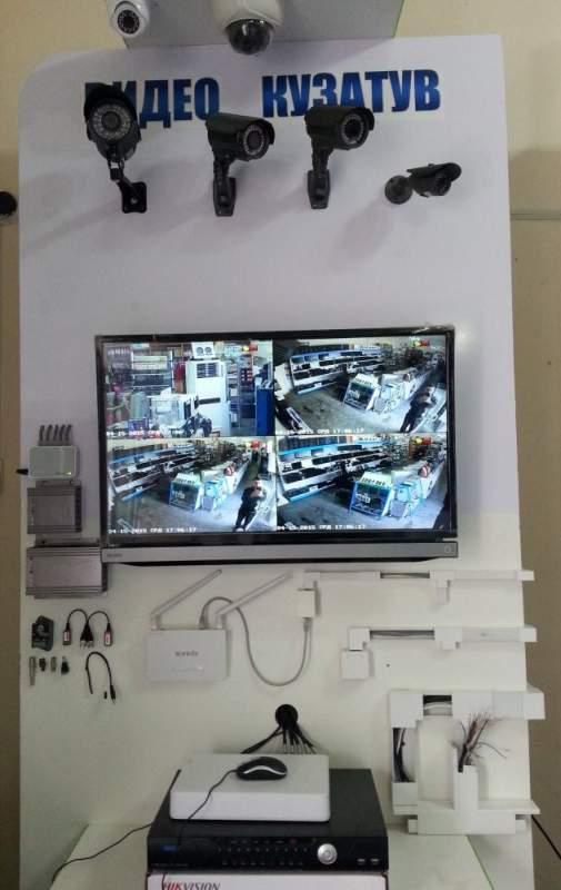 Заказать Установка и настройка систем видео наблюдения, лвс