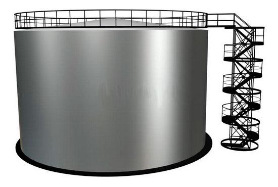 Строительство резервуара регенерированного диэтилленглюколя (дэг)