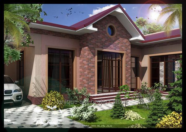 Дизайн дома в стиле минимализма