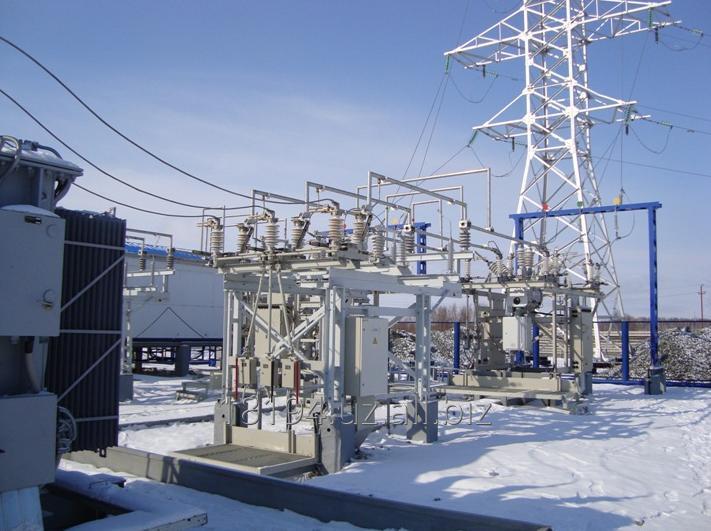Заказать Установка и монтаж энергетического оборудования